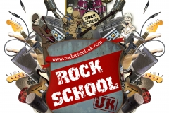 Rock School Uk Logo