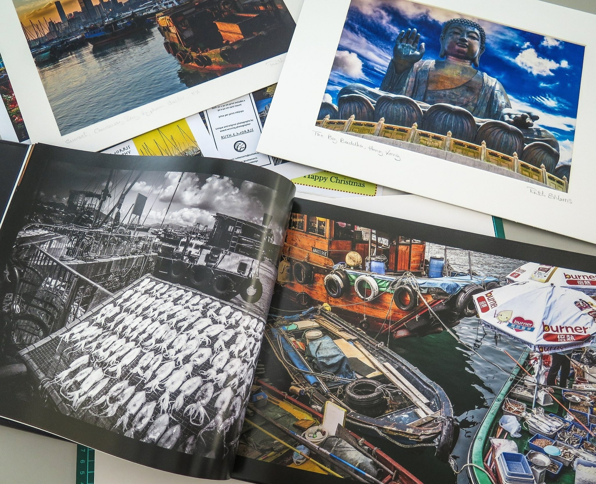Hong Kong photo book